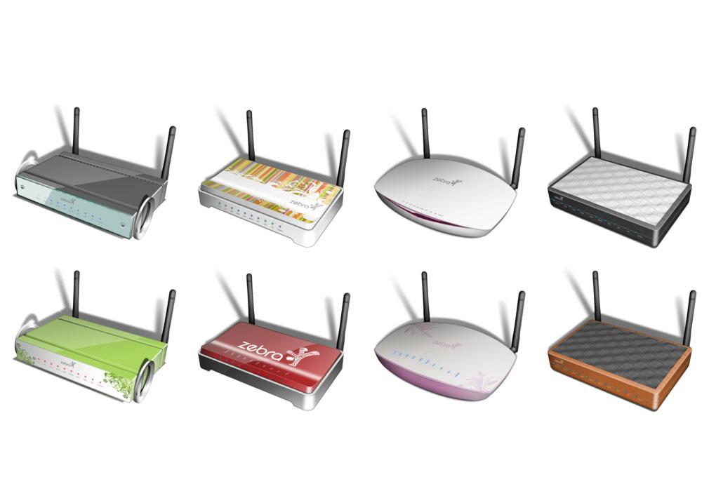 Modem domestico dare tech peperosso design for Home router architecture