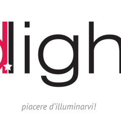 Logo e packaging per lampadine dLight